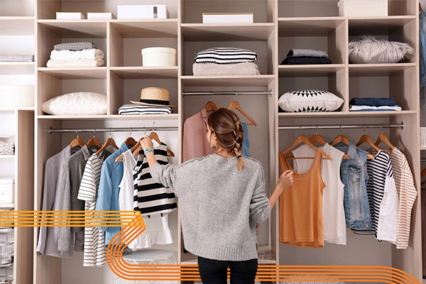 How to Store Your Clothing